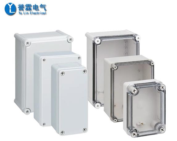 塑料防水接线盒(螺栓型)